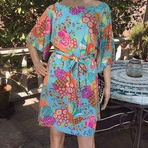 Trina Turk Dress/Swimsuit Coverup